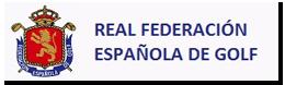 Real Federacion Española de Golf