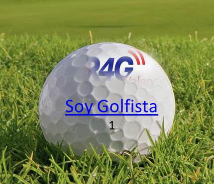 Soy golfista