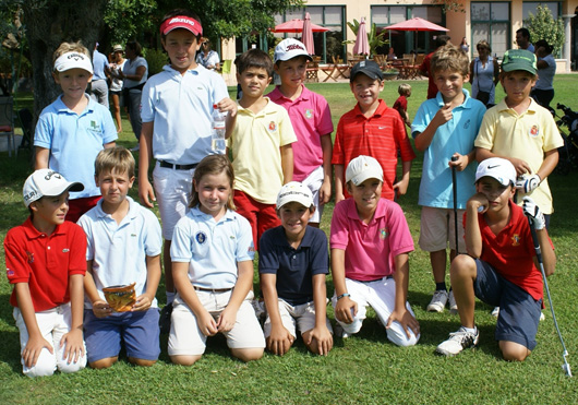 Juveniles en Panorámica Golf