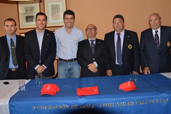 Alicante golf se suma a las escuelas tuteladas de la fgcv for Curso mantenimiento de piscinas comunidad valenciana