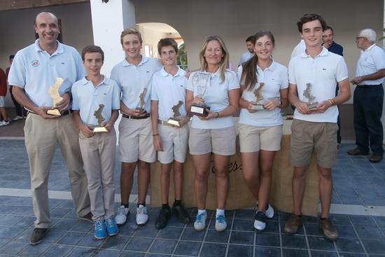 (Castellano) Escorpión sale vencedor en el Campeonato Interclubes Juvenil de la Comunidad Valenciana