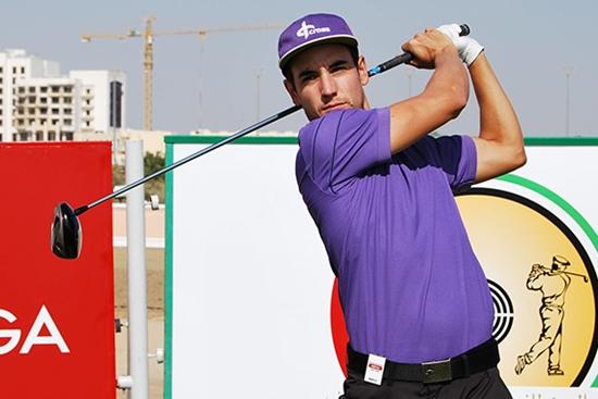 (Castellano) José Bondía finaliza tercero en el Golf Citizen Masters, Al Ain del MENA Golf Tour