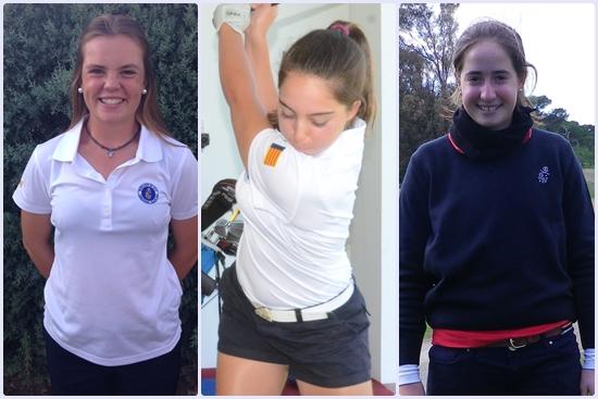 (Castellano) Tres jugadoras de la Comunidad Valenciana convocadas para el Match Juvenil España-Francia