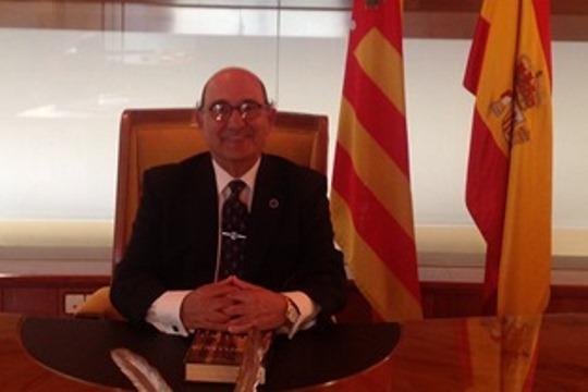 (Castellano) ANDRES M. TORRUBIA ARENAS REELEGIDO PRESIDENTE DE LA F.G.C.V.