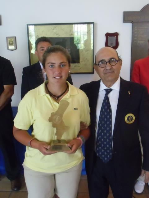 (Castellano) Silvia Bañon brilla en el Campeonato Femenino de la Comunidad Valenciana. Maria Parra se hace con la victoria.
