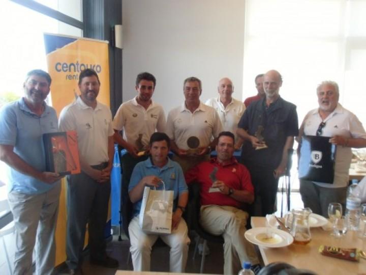 """(Castellano) Tras dos jornadas, finaliza la """"Copa de Golf Adaptado C.V."""" en Alenda Golf."""