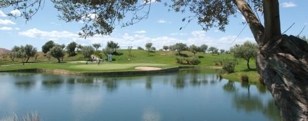 (Castellano) Panorámica Golf, acogerá los mejores jugadores amateur de España