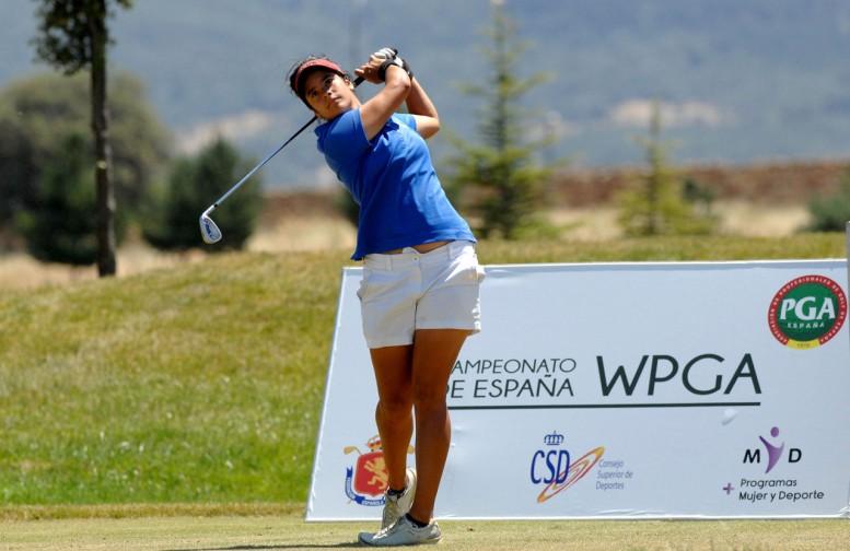 (Castellano) María Palacios conquista el Campeonato WPGA de España en La Faisanera en una ronda final emocionante
