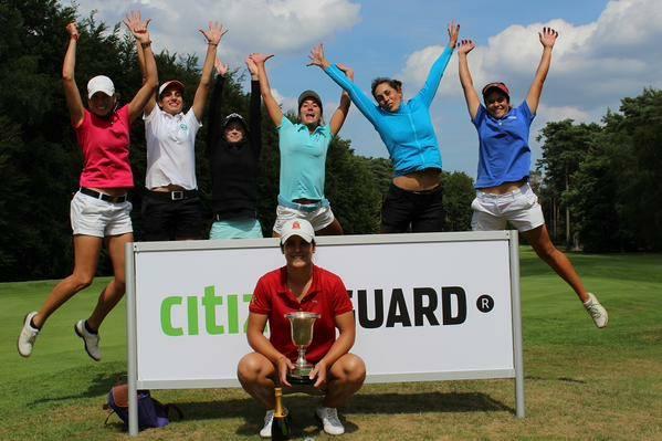 (Castellano) Natalia Escuriola consigue la victoria en el Citizenguard Letas Trophy