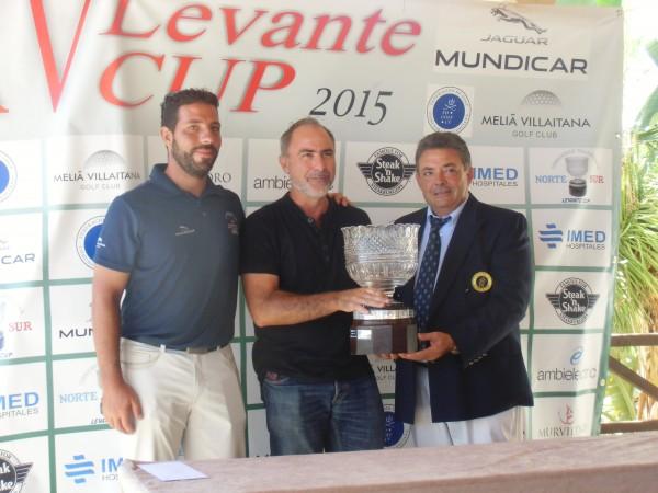 (Castellano) El equipo Sur, vence en la Levante Cup de Profesionales