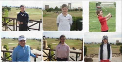 (Castellano) Josele Ballester, Merche Corbacho, Minoo Mousavi, Alejandro Tarin, Isabel Mas y Santi Juesas, vencen en la primera prueba de la Copa Juvenil