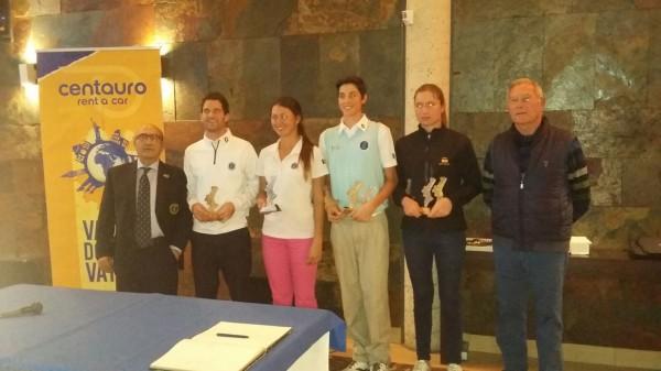 (Castellano) Rafa Culla y Dimana Viudes se imponen en el V Campeonato de Alicante