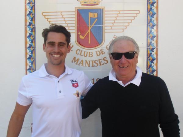 (Castellano) Sixto Casabona y Amancio Sanchez ganadores de la 3ª prueba del Circuito de Profesionales