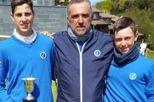 (Castellano) Gonzalo Gracia brillante subcampeon de España Sub-16