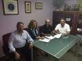 (Castellano) La FGCV y Editorial MIC firman el acuerdo para relanzar la revista GolfCV