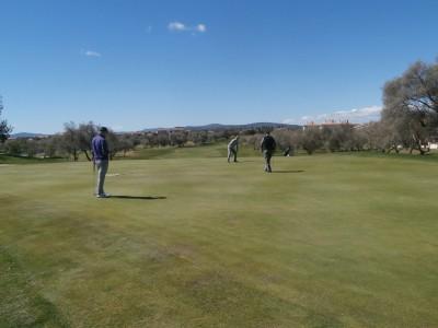 El Triangular Sénior de la Comunidad Valenciana hizo parada en Panorámica Golf