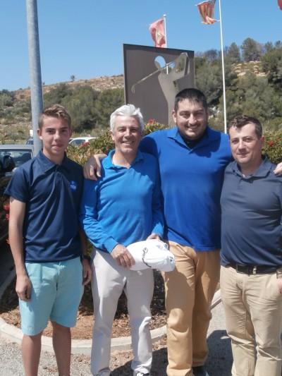 Segunda Prueba de la Copa levante en La Galiana Golf