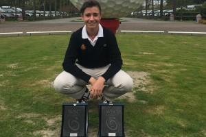 Thomas Artigas campeón del mundo junior de P&P