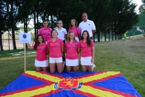 El equipo de la FGCV comienza su participación en el Interautonómico Femenino Absoluto
