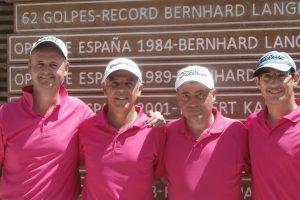 El campo de Golf Parador El Saler acoge la 7ª Prueba de la Copa Levante.
