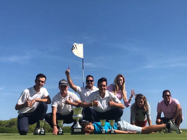 (Castellano) Alenda Golf Campeón de la Comunidad Valenciana