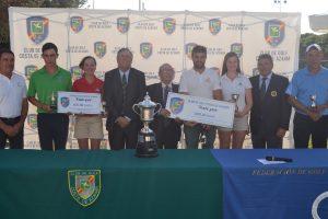 Joel Girbau y Euphemie Rhodes Campeones en el Costa de Azahar WAGR