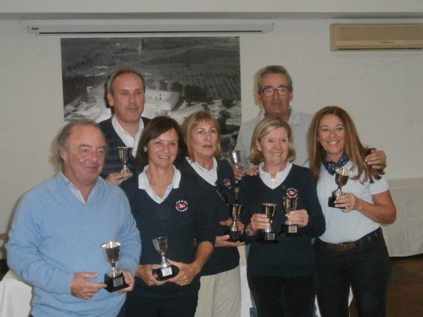 Escorpión se hace con el Campeonato Interclubes Sénior 2016 de la Comunidad Valenciana