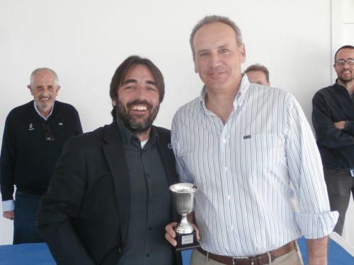 Jorge García Comín Campeón Mid-Amateur de la C.V. 2018