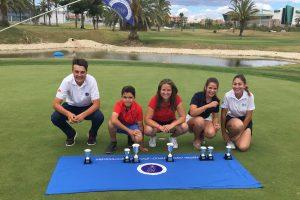Imad Bakri y Paula Pedrajas Campeones de la Comunidad Valenciana de P&P