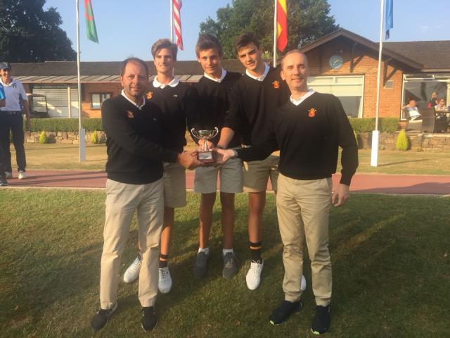 Hugo Aguilar 5º en el prestigioso Mc Gregor Trophy