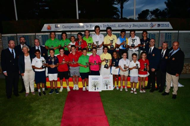 Éxito de los jugadores valencianos en el Campeonato de España Juvenil
