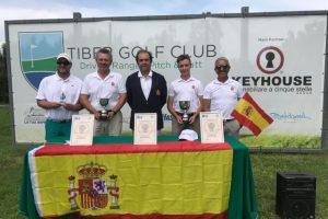Thomas Artigas: victoria en el Open de Italia de Pitch & Putt 2018