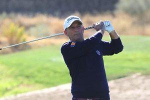 Antonio Llerena campeón del Gran Premio de Madrid de Golf Adaptado 2018