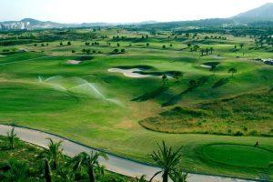 "Éxito en la ""XXV Copa Juvenil C.V. (PVACE-BAIC)"" jugado en Meliá Villaitana Golf."