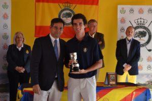 Córdoba acoge el Puntuable Nacional Cadete Masculino 2019