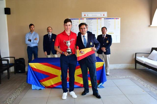 Top 6 de Josele Ballester en el Campeonato de Madrid Masculino 2019