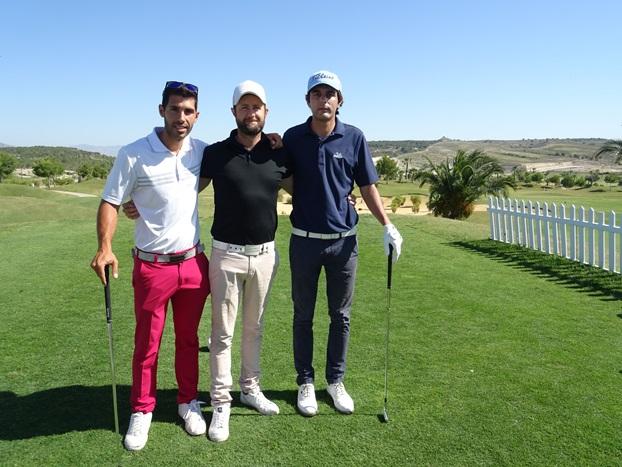 Jordan Gibb y Emilio Rodríguez, líderes de la cuarta prueba del Circuito de Profesionales de la Comunidad Valenciana