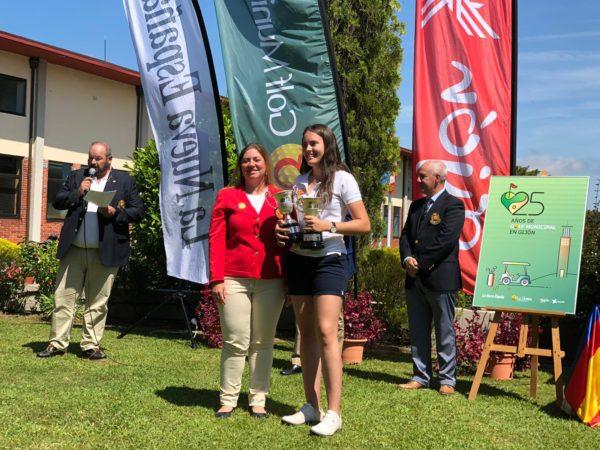 Claudia Salazar se alza con el Campeonato de España Femenino de 2ª, 3ª y 4ª Categoría 2019