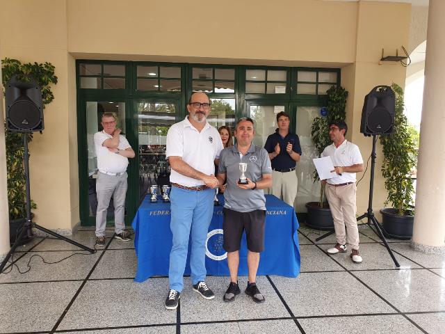 Bonalba recibe la Final Triangular Individual Senior de la Comunidad Valenciana