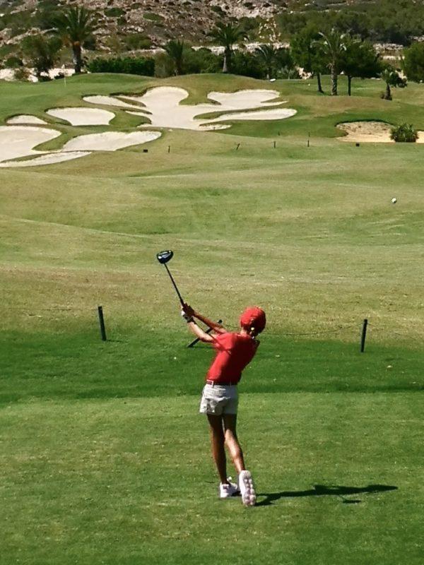 Vistabella Golf, tercer escenario de la II Copa Juvenil de Alicante