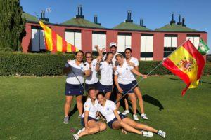 Les valencianes, a la gran final del Campionat d'Espanya de FFAA Sub 18 Femení