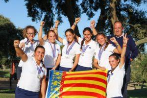 Comunitat Valenciana, subcampiona d'Espanya de FFAA Sub 18 Femení
