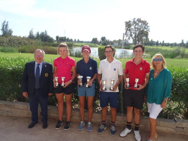 Alejandro Rodríguez e Isabel Laulhe brillan en el Campeonato Sub 18 y Sub 16 de la Comunidad Valenciana