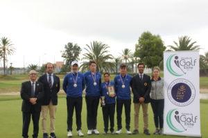 Comunidad Valenciana, subcampeona de España de FFAA de Pitch & Putt