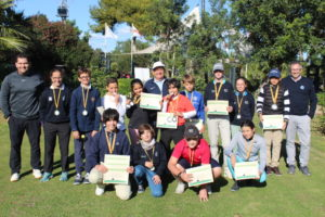 El Plantío pone el broche de oro al IV Circuito Xiquets de la Comunidad Valenciana
