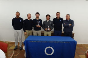 Jordi García del Moral y Borja Etchart se adjudican el Campeonato de Dobles de Profesionales de la Comunidad Valenciana