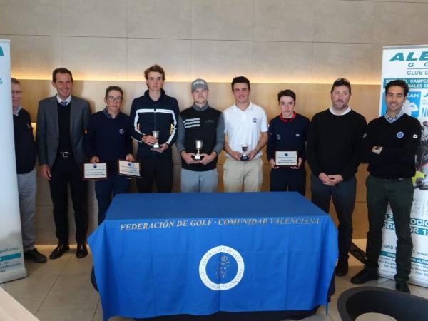 Mikkel Antonsen s'adjudica el IX Campionat d'Alacant Masculí