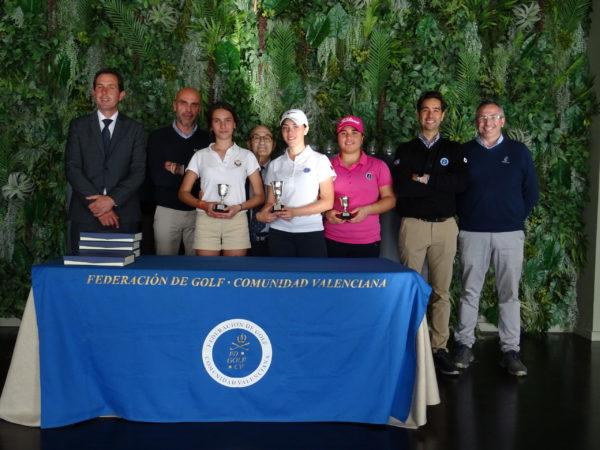 Merche Corbacho se impone en el IX Campeonato de Alicante Femenino