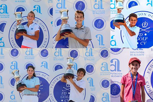 El XLII Campeonato Juvenil de la Comunidad Valenciana demuestra, una vez más, el talento de los más jóvenes