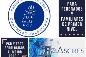 La FGCV consigue PCR y tests serológicos a un precio reducido